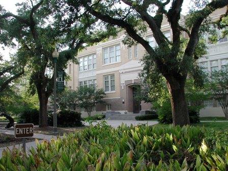 Central School, photo courtesy of Virginia Webb, CHPS