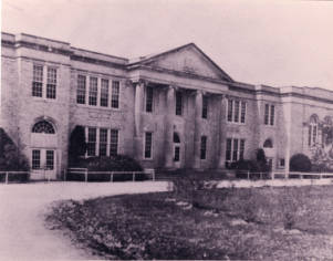 Original LaGrange High School