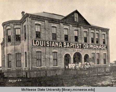 Louisiana State Baptist Orphanage