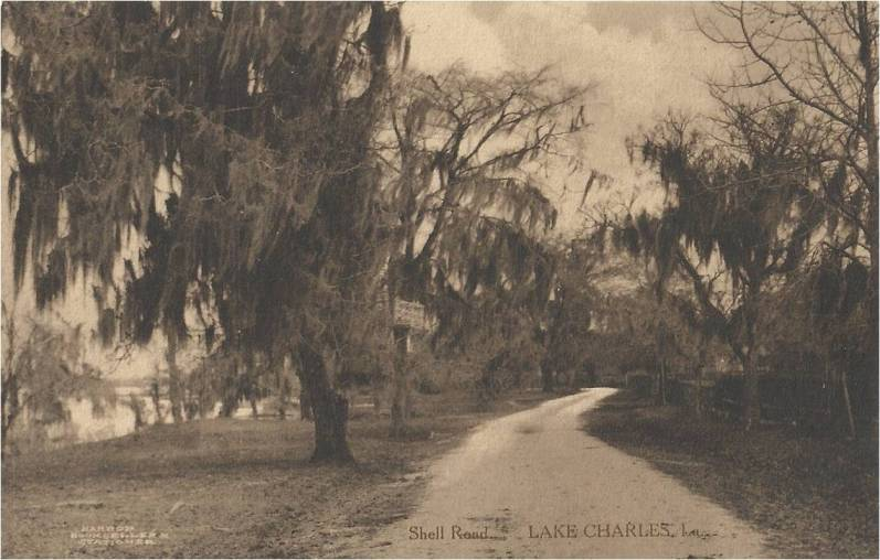 Photo of Shell Beach Drive, Image from the collection of Trent Gremillion