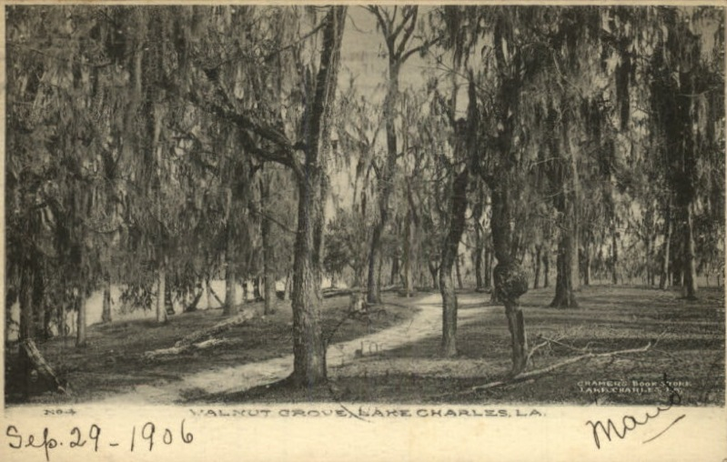 Walnut Grove in 1906