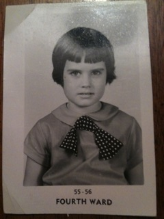 Ellen Garber, 1st Grade, 4th Ward Elementary
